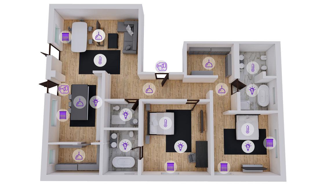 Ce este BMS – Soluții inteligente de management pentru casă și clăire